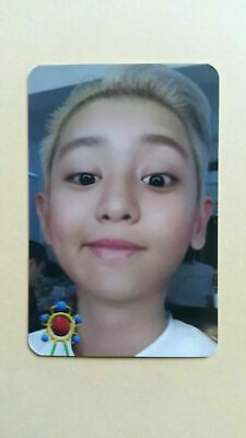 EXO -SC  Authentic Official PHOTOCARD WHAT A LIFE 1st Mini Album- Chanyeol  B