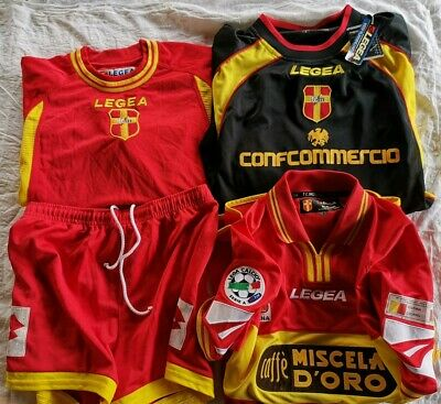 Maglie Messina Calcio Legea #20 Yana match worn vs Livorno Bille' + pantaloncino