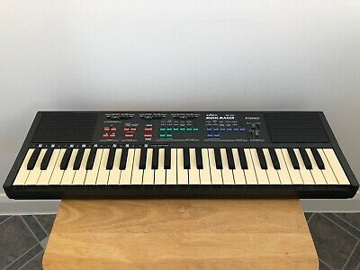 Keyboard Saisho Music Maker MK500 Electronic Electric Piano 49 Key Battery Mains