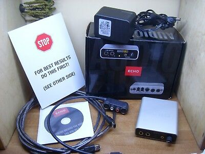 Echo Audiofire 2 4 In 6 Out 24 96 Firewire Scheda Audio Recording Interface Dj