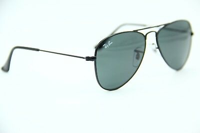 New Ray-Ban Junior  Rb 9506S 201/71 Black Sunglasses Authentic Frame 50-13