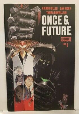Once & Future #1 First Print - BOOM! Studios - SOLD OUT - HIGH GRADE FREE SHIP