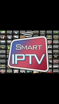 12 months IPTV for Smart Tv And Firesticks Only,free Trial