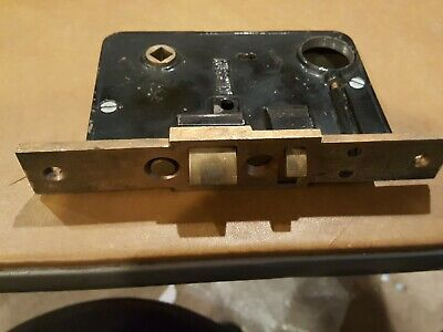 Vintage Russwin  Door Mortise Lock Parts