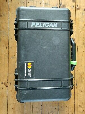 Pelican 1510 Protector Case  with dividers - Good Condition