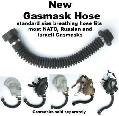 Hose gas mask army gasmask 40mm fits Nato Israeli Russian