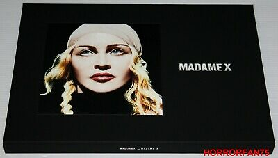 Madonna - Madame X - Deluxe Box Set - Empty Box Only - No Items Included!