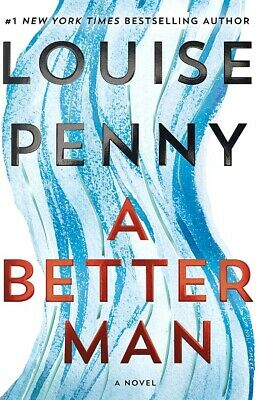 🚛Fast Shipping! {Pre-Order 8-27} Louise Penny Book A Better Man Gamache Novel