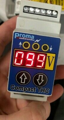 Torch Height Controller CNC PROMA COMPACT THC 150