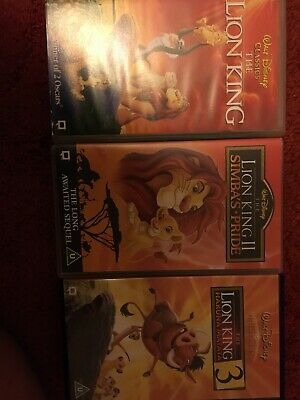 lion king trilogy