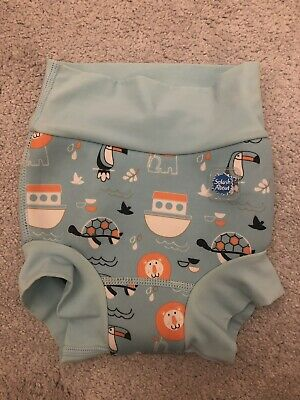 SPLASH ABOUT Happy Nappy Size Large (6-12 Months) Used But Excellent condition