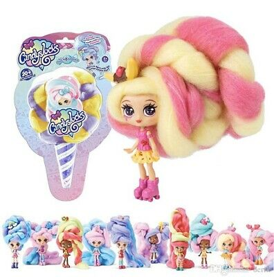 🚛Fast Shipping! {NEW} 1 Candylocks Scented Surprise Doll Styles Vary Mystery