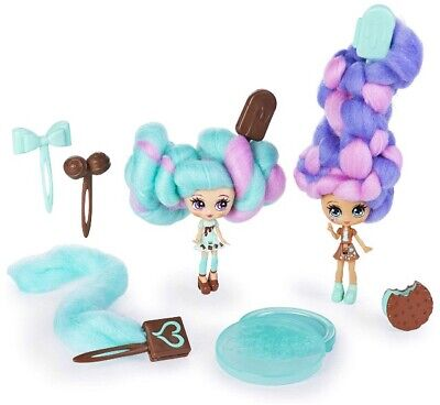 🚛Fast Shipping! {NEW} Candylocks BFF 2 Pack Mint Choco Chip Choco Lisa Scented
