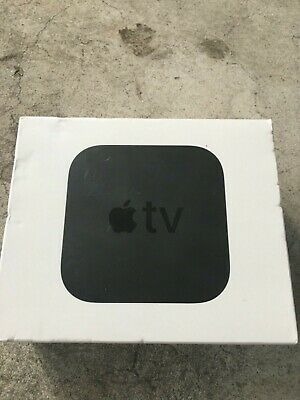 Apple TV 4K 64GB 4 K 64 GB Latest Model MP7P2LL/A - Black