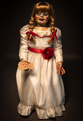 Pre-Order Halloween The Conjuring - Annabelle Doll Prop Trick Or Treat Studios