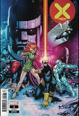 X-Men #1 (2019) 1:100 Bachalo Hidden Gem Variant NM FREE SHIPPING AVAILABLE Ch4