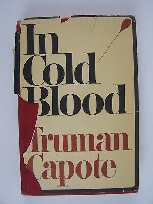 Truman Capote In Cold Blood 1965 BCE