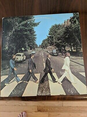 The Beatles - Abbey Road 1969 US 1st Pressing Apple Records SO-383 VG VINYL