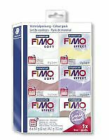 FIMO material pack candy colours