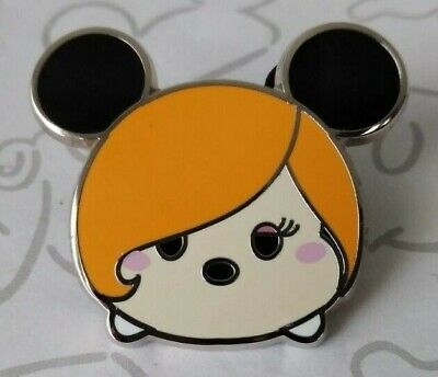 Minnie Mouse Hollywood Tower Hotel Tsum Tsum Twilight Zone Disney Pin 120723