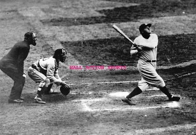 Babe Ruth Poster 24x36 inch rolled wall poster