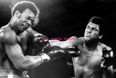 """MUHAMMAD ALI GEORGE FOREMAN BOXING Poster 24"""" X 36""""- NEW 1"""