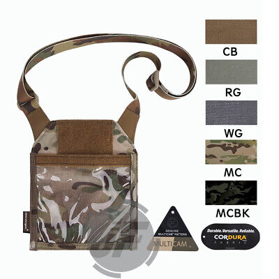 b06e85046752 TACTICAL WALLET PASSPORT Bag Military Camouflage Travel Lanyard Neck ...