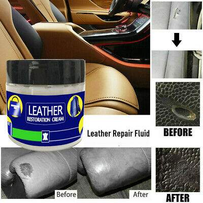 Leather Repair Filler Compound For Leather Restoration Cracks Burns & Holes