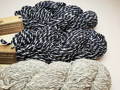 Imperial Yarn Anna DK Cotton Wool USA Made