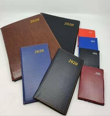 2020 Standard Diary Soft Cover Diary Packet A7-A4 sized