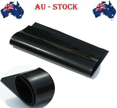 "20X20""3mm Thick Rubber Silicone Matting Sheet Plate High Temp Commercial Grade"