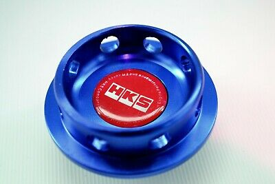 HKS Style D1 Limited Edition Oil Filler Cap 24003-AK001 Blue or Grey