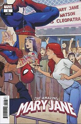 Amazing Mary Jane #1 (2019) 1:10 Rud Variant Ships 10/23/19
