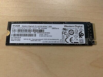 Western Digital SN720 512gb WD M.2 NVMe PCIe SSD cheaper than Samsung evo 970