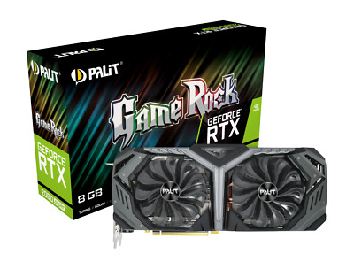 Palit GeForce RTX 2080 SUPER GR 8GB GDDR6 PCI-E Video Card HDMI DP USB Type-C