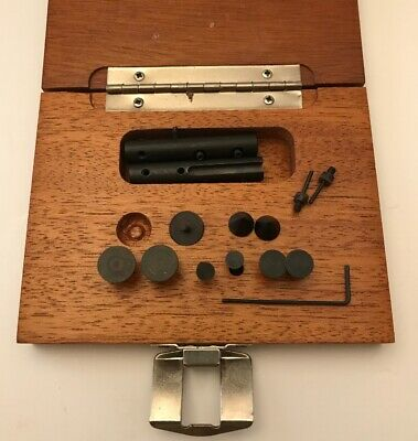 Brown & Sharpe Dial Accessory Kit In Box Machinists Tools Looks Unused