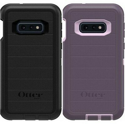 Otterbox Defender PRO Series For Samsung Galaxy S10e Case (No clip)