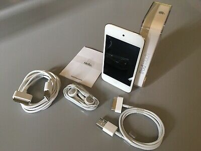 Apple iPod touch 4. Generation 16 GB in weiß