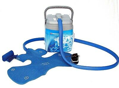 Breg Kodiak Polar Care Cold Therapy Unit Complete with Pad 04905/Charger/Instruc