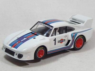 Carrera Evolution 1:32 Porsche 935 Martini 40 Jahre Nr.25778 TOP! (F4874)