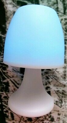 Toadstool Colour Changing Mood Lamp
