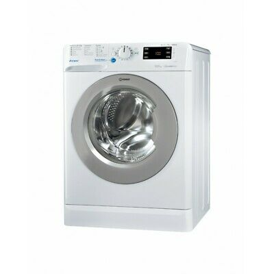 Indesit Bwe91284Xw Lavatrice Carico Frontale 9Kg 1200G A+++-10% Inv Innex