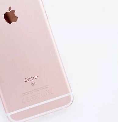Apple iPhone 6s - 64GB - Rose Gold - (Unlocked) - Excellent Condition