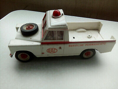 Ranch Rover Serie 1 A  - Abschlepper  by Rico Spainen LOOK