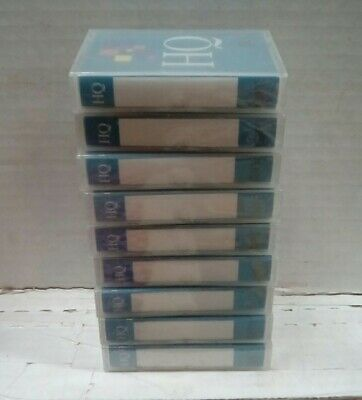 DIC DIGITAL HQ Series 10 Minutes Sealed Tapes Collection