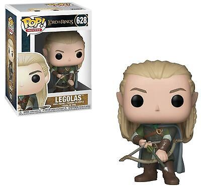 The Lord of the Rings #628 - Legolas - Funko Pop! Movies (Brand New)