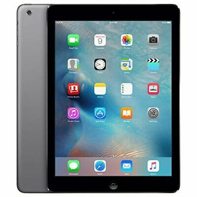 Apple iPad Air 1 16GB Wi-Fi 9.7in Space Grey  A Grade 6 Months Warranty