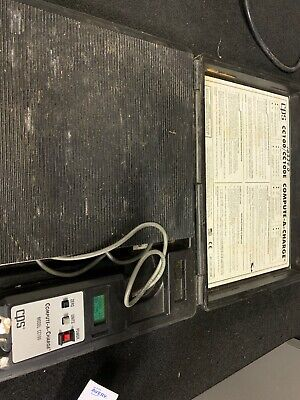 CPS CC-100 Compute-A-Charge Scale Works! MW