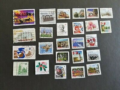 Canada Used  Stamps Lot #12