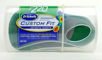 Dr. Scholl's Custom Fit Orthotic Inserts CF220